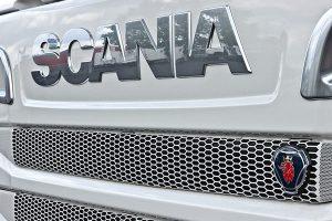 Scania Kühlergrill