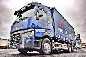 Transportunternehmen Alexander Mößle aus Glattbach