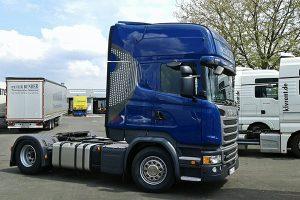 bild scania truck peter bender transporte
