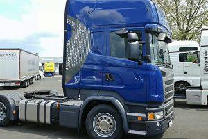 bild scania truck beifahrerseite peter bender transporte