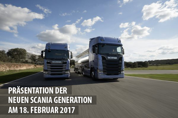 Scania next generation - praesentation