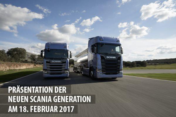 Scania next generation - praesentation