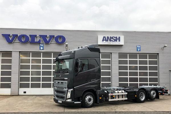 VOLVO FH16 - Alexander Rung Transport GmbH