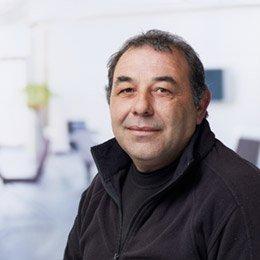 Helmut Fisch – ANSH-Team