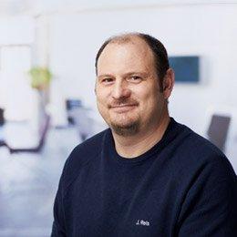 Jürgen Reis – ANSH-Team