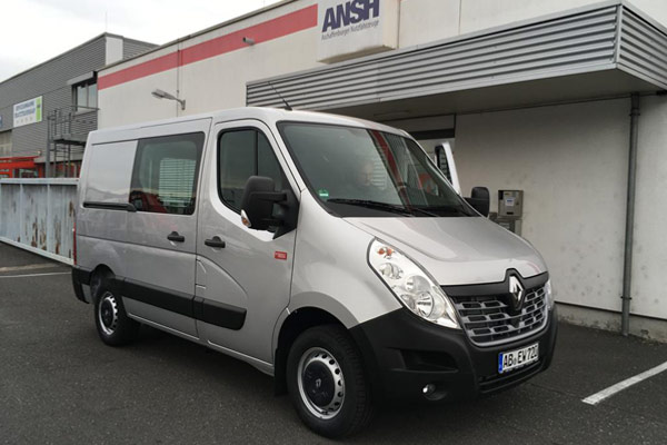 RENAULT Master