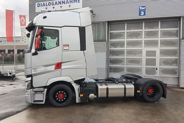 Fahrzeuglackierung Renault Trucks