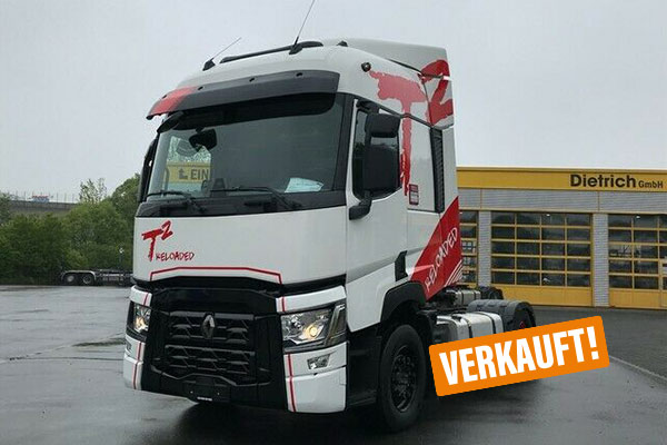 LKW VERKAUFT–Gebrauchtfahrzeug_Renault-T460-SC-T2-ACC-1100l-2-Liegen_VERKAUFT_1