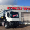 Baustellen-LKW: Renault C 480 Meiller Kipper 6x4