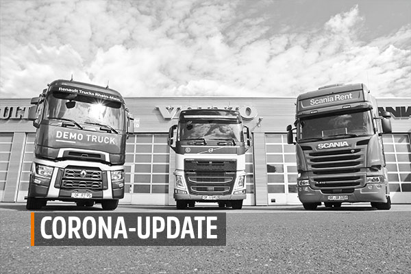 Update zur Corona-Lage