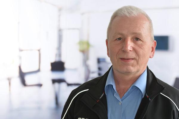 Lothar Metz: ANSH-Verkaufsberater Iveco